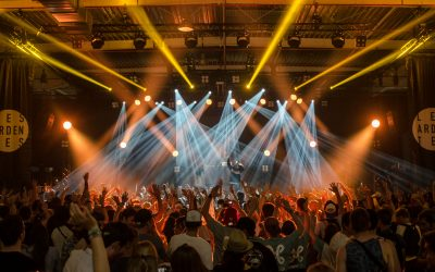 Sports club finds new revenue stream by throwing concerts