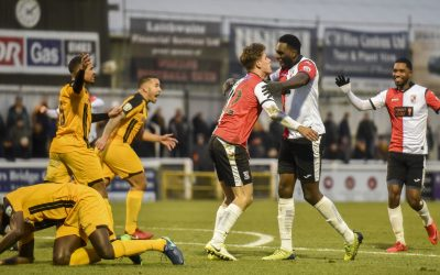 Woking FC first UK football club using TicketCo
