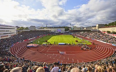 IAAF Diamond League Oslo Bislett Games forlenger med TicketCo